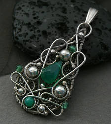 Green Milda by SweetCandyDreams