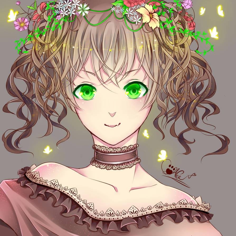 flower art by Kasanray