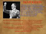 Propaganda II - Desperation