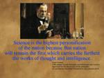 Science LXVI - Pasteur [National Personification]