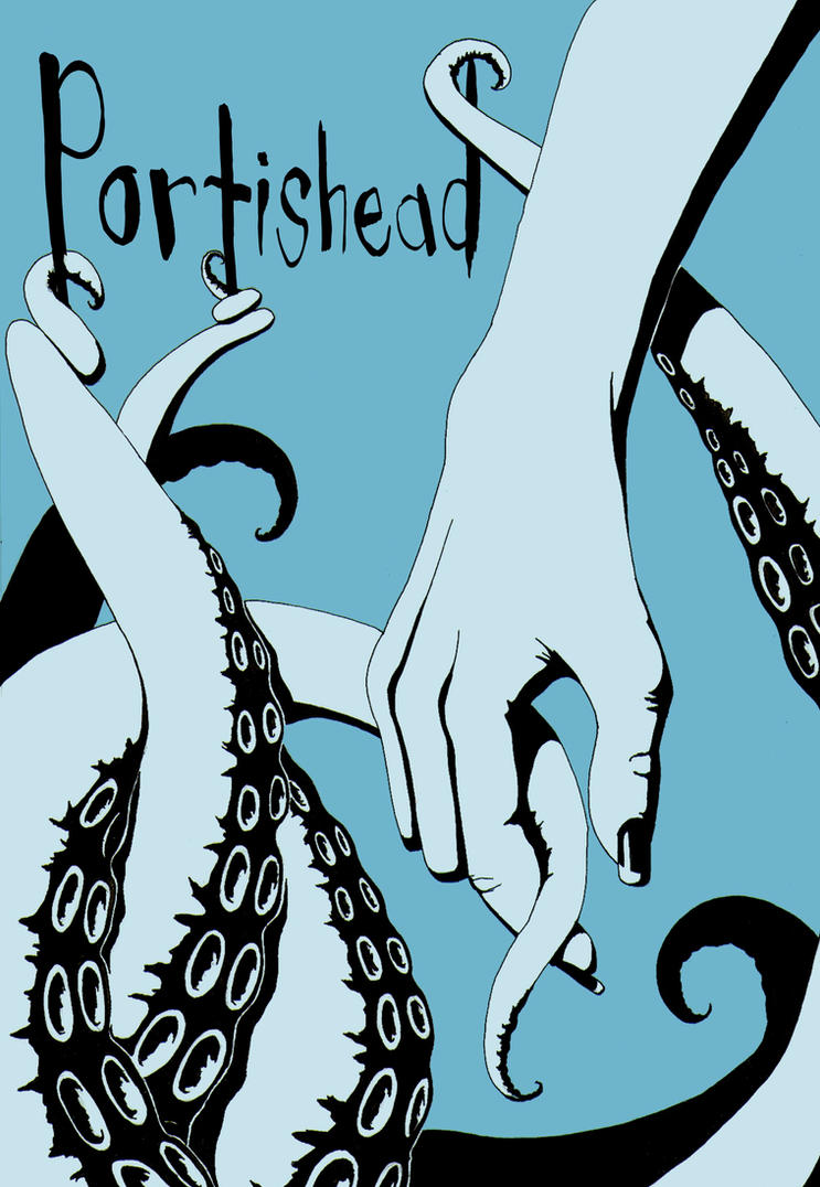 Portishead Poster by Zorcsg