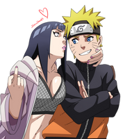 NaruHina x3 by MaruChanX3