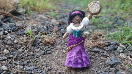 Micro-crochet Esmerelda