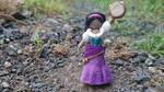 Micro-crochet Esmerelda  by honouraryweasley
