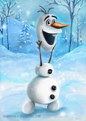 Olaf by Namwhan-K