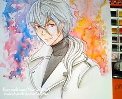 Zen .watercolor. by Namwhan-K