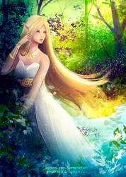 Zelda by Namwhan-K