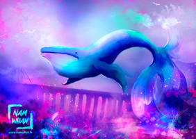 Whale by Namwhan-K