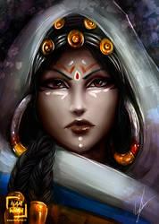 Pharah by Namwhan-K