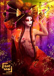 Geisha by Namwhan-K