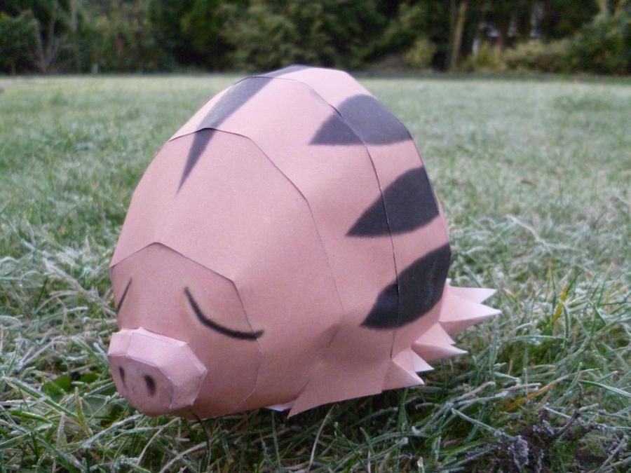 pokemon swinub by epikachu