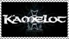 Kamelot band stamp by hmryz