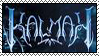 Kalmah band stamp by hmryz