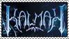 Kalmah band stamp by hmryz