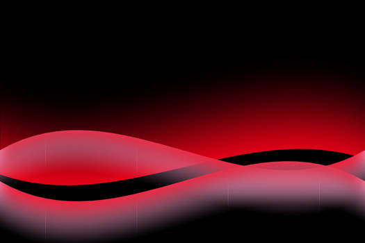 Glowing Red Bkgrnd
