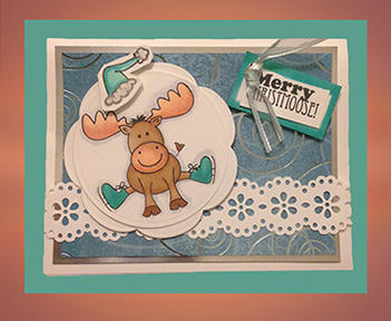 deviantART Holiday Card Project