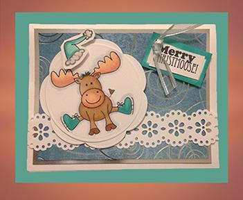 deviantART Holiday Card Project by RebeckaVigil