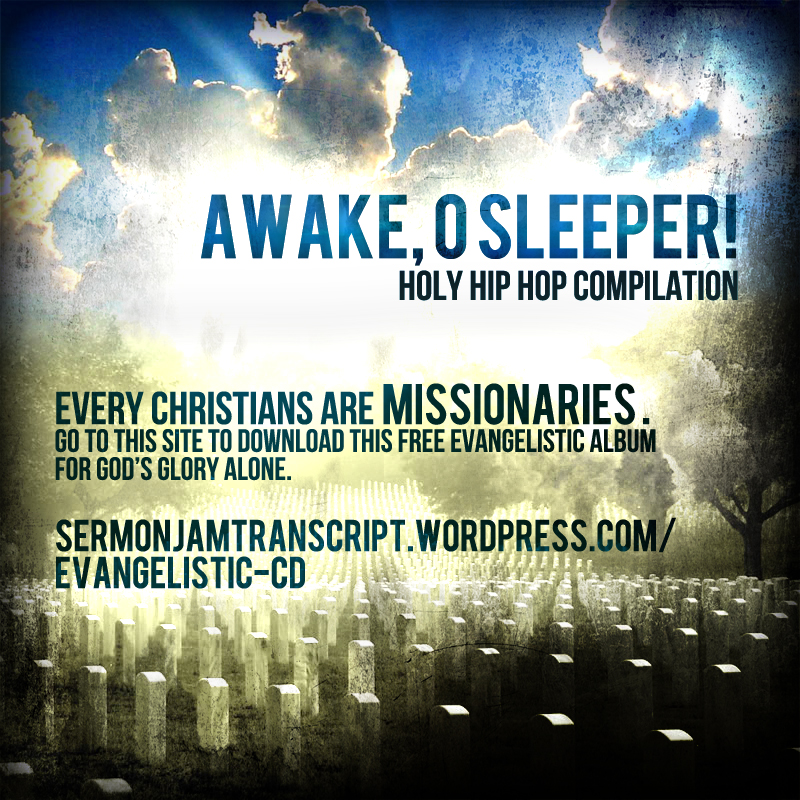 Awake, O Sleeper by whitenine