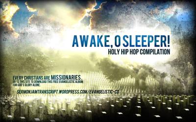 Awake, O Sleeper wallpaper by whitenine