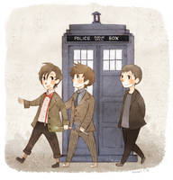 Lead The Way, Eleven! by ruuari