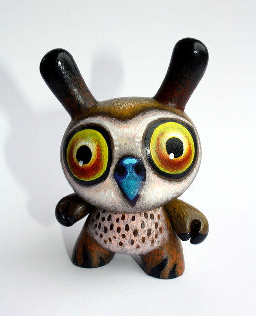Owl Dunny Commission by bryancollins