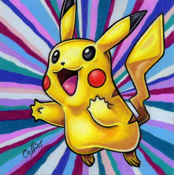 Pikachu by bryancollins