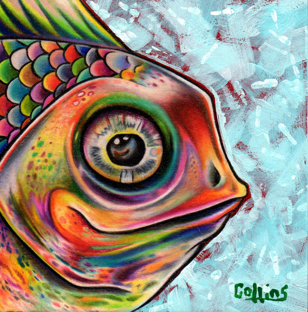 Funky Fish #3 by bryancollins