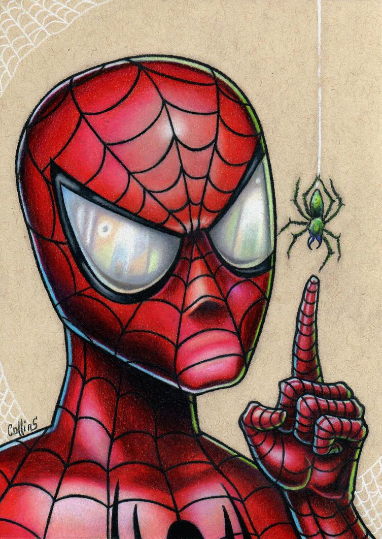 Spiderman by bryancollins