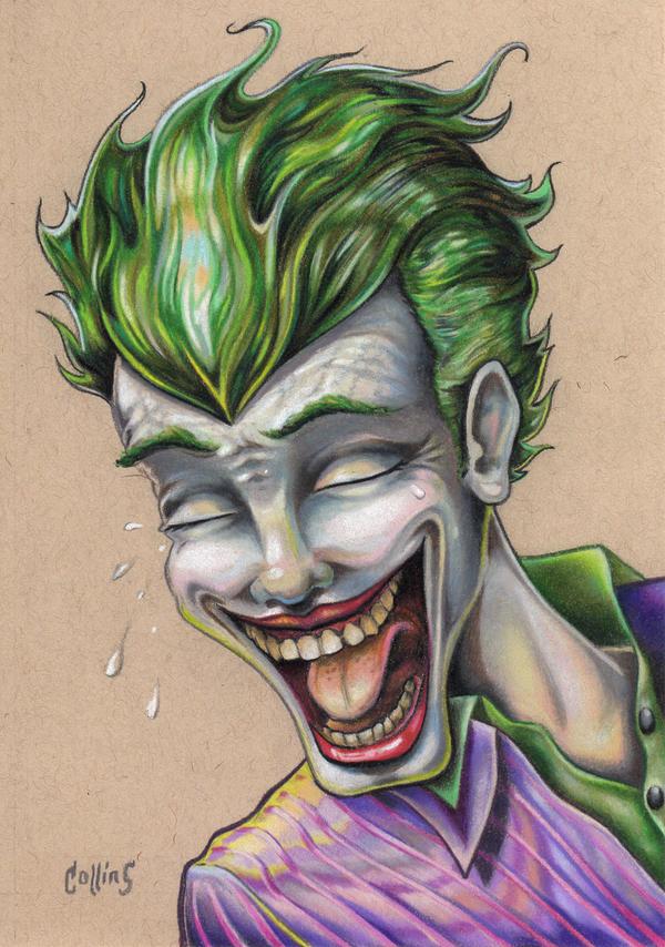 The Joker by bryancollins