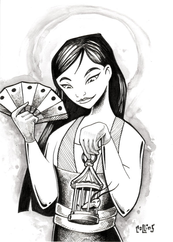 Mulan by bryancollins