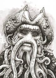Davy Jones by bryancollins