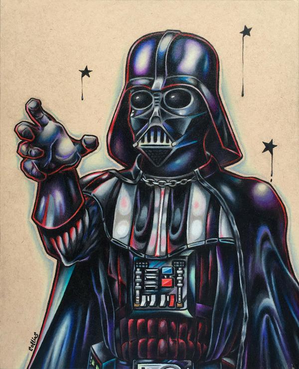 Darth Vader by bryancollins