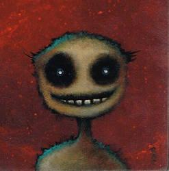 Fuzzy Monster 1