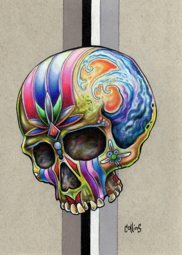 Decorative Skull by bryancollins
