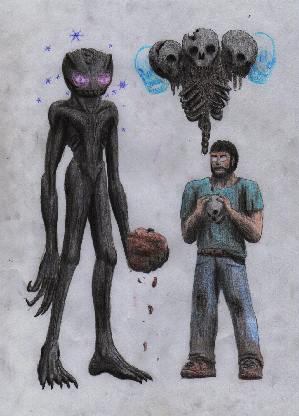 Realistic Minecraft Villains By Codylabs On Deviantart