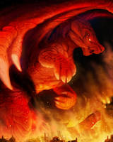Dragon by yonakisuwa