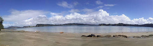 Saddle Island Panoramic