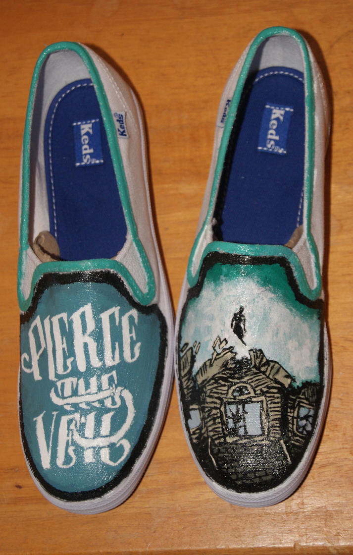 Pierce The Veil-Colide With The Sky-Keds by Arie-Vampiress