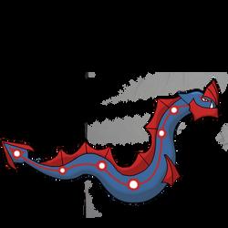 Mega Huntail