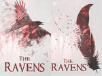 The Ravens covers (side by side)