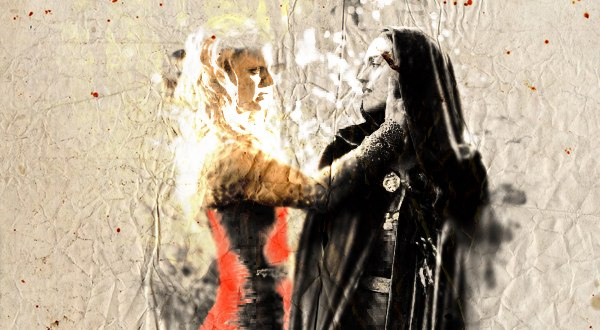 Morgause and Morgana 2 by A-Z1991