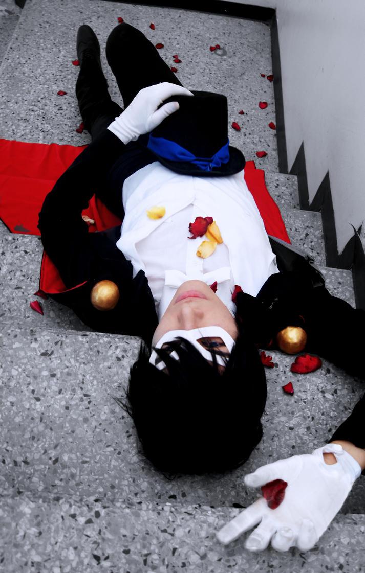 Tuxedo Mask cosplay I by JhonkunAGM