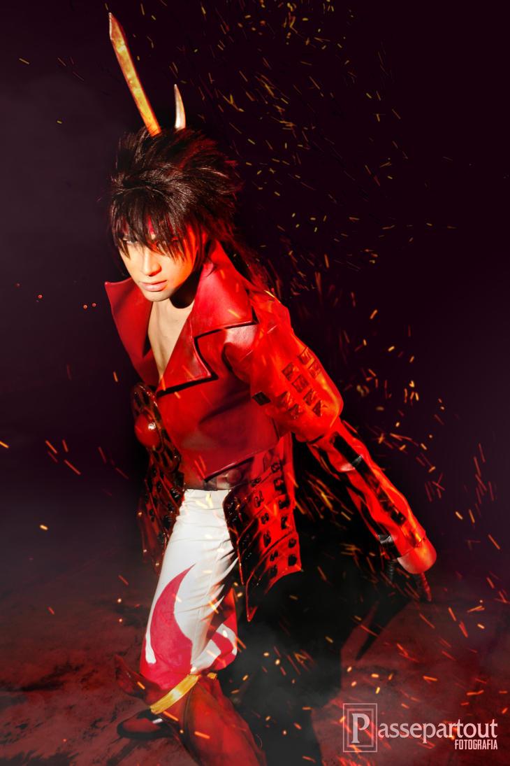 Yukimura Sanada - The tiger of Kai by JhonkunAGM