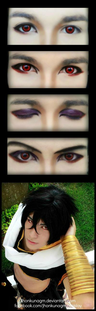 Cosplay Makeup : Judal by JhonkunAGM
