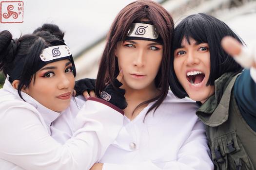 Naruto Shippuden - TEAM GUY