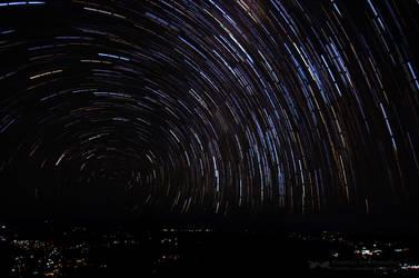 Star Trails by RNRdart