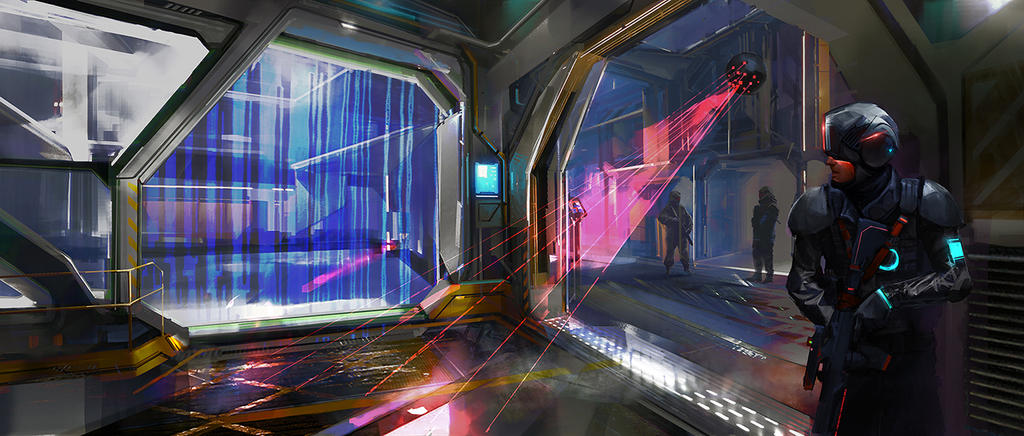Sci Fi In 1 by ovigon
