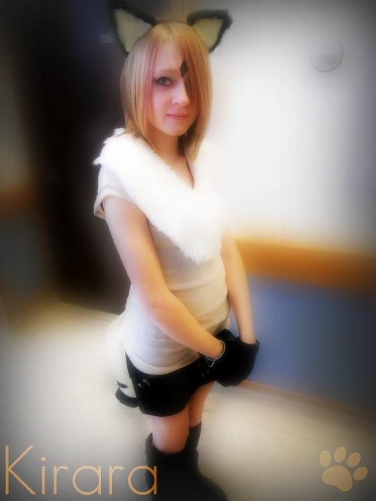 Kirara cosplay by DragonGirl983