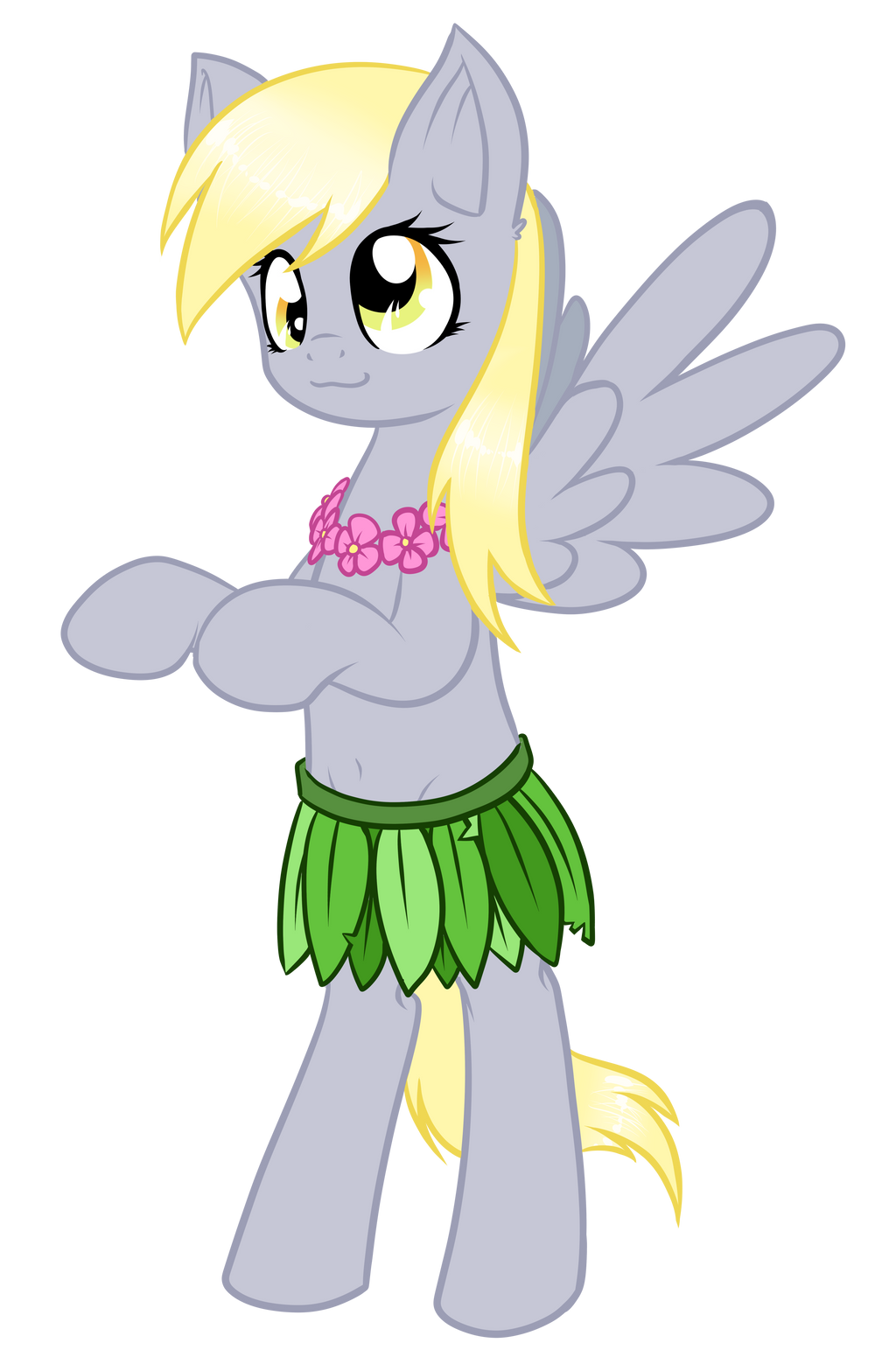 808 Derpy Hooves by DragonGirl983