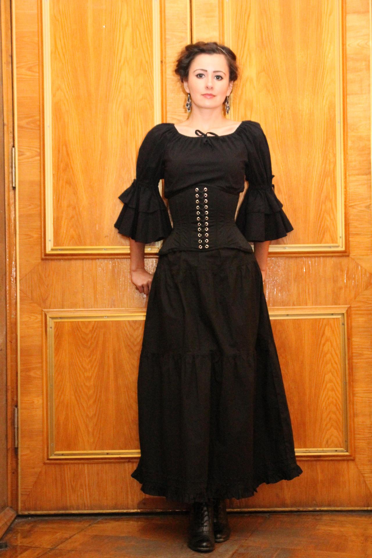 In black 18 by Anna-LovelyMonster